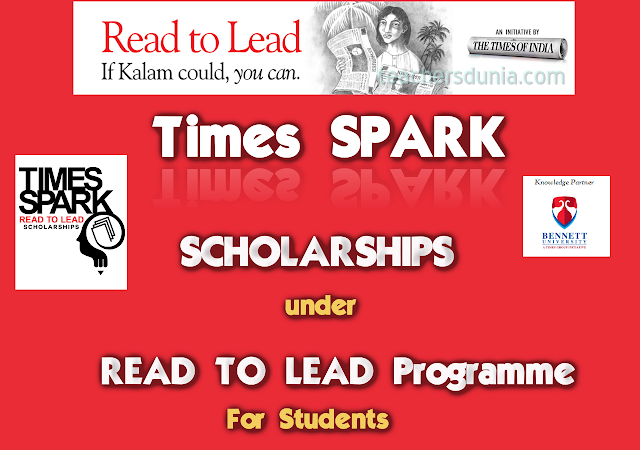 Times-SPARK-Scholarship-Read-To-Lead