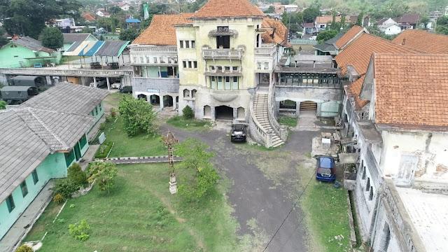 Warga Malang Dipersilahkan Berwisata Sejarah Kolonial Belanda di Markas Denpom