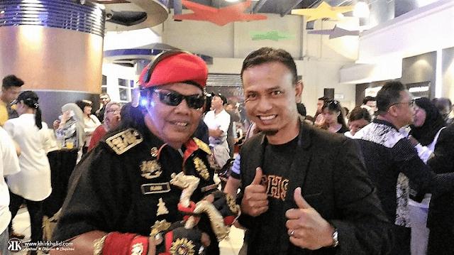 Rani Kulup, tayangan perdana Malay Regiment,