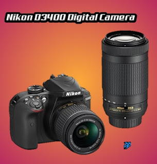 Nikon D3400 Digital Camera Review