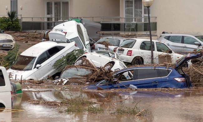 Τραγωδία στη Μαγιόρκα: Βρέθηκε σορός 5χρονου αγοριού - Στους 13 οι νεκροί από τις πλημμύρες (VID)