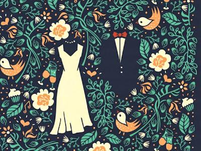 bodas tarjetas creativos