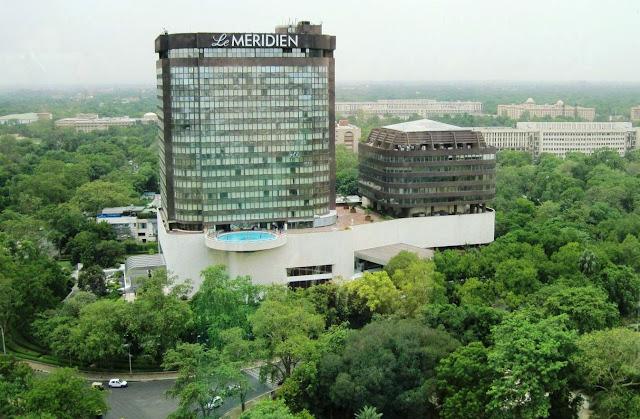 Le Méridien Hotels,New Delhi