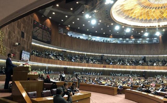 Keren, Setelah Soekarno, Ini Kali Kedua Presiden Indonesia Yang Berkesempatan Bicara Di Parlemen Pakistan