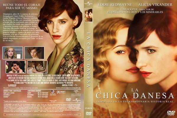 La Chica Danesa – Castellano, Inglés – DVD9