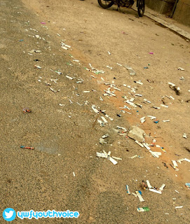 Delhi - Diwali 2016 After Effects Air Pollution Air Breathe Problem Fireworks Crackers