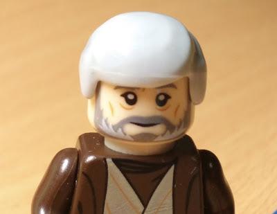 Фигурка лего Оби Ван купить