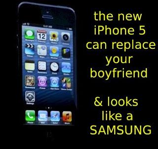 iphone 5 replaces boyfriend