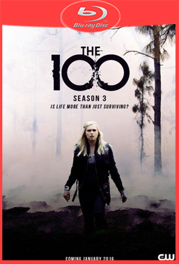 The 100 3° Temporada Completa Web-DL 720p Dublado Torrent (2016)