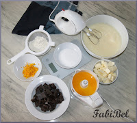 marquise chocolat orange