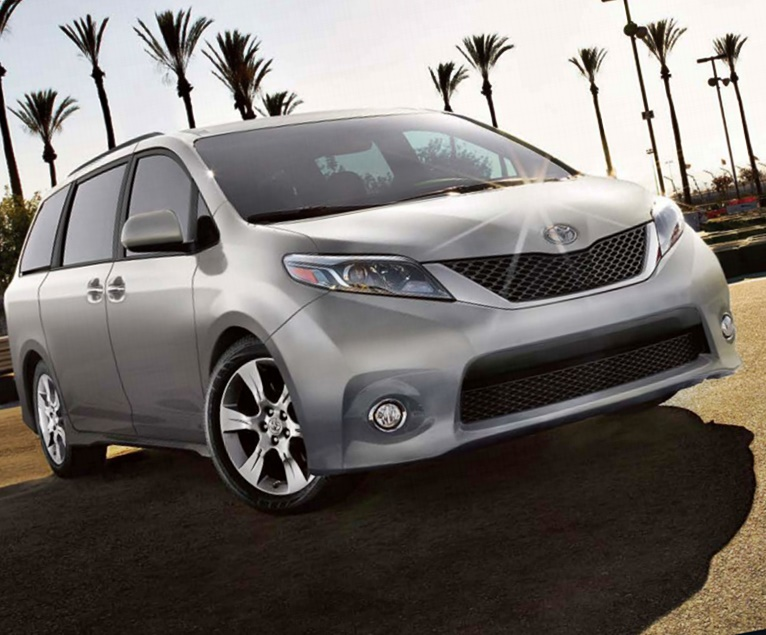 2018 Toyota Sienna Specs Release Date And Price