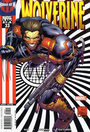 House of M: Wolverine #33 PDF