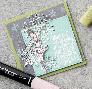 Stampin' Up! Sugarplum Dreams Nutcracker Christmas Cards ~ 2017 Holiday Catalog