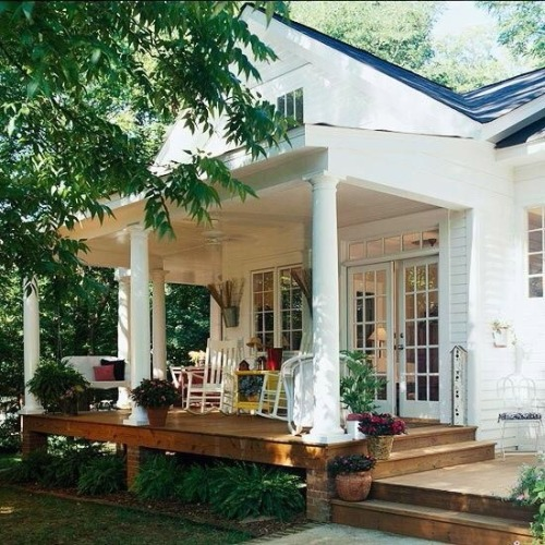 Wonderful open porch content in a cottage Open porches