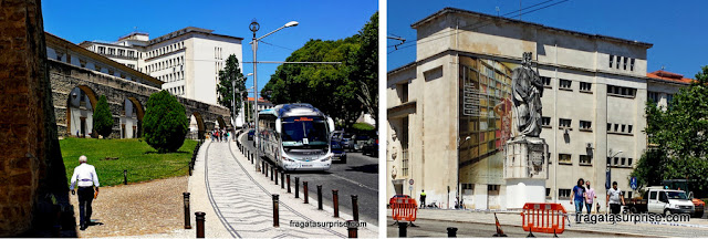 Acesso à Universidade de Coimbra