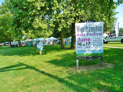 Worthington Arts Festival Review | OhioFestivals net