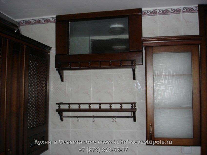Кухня со шпоном Севастополь