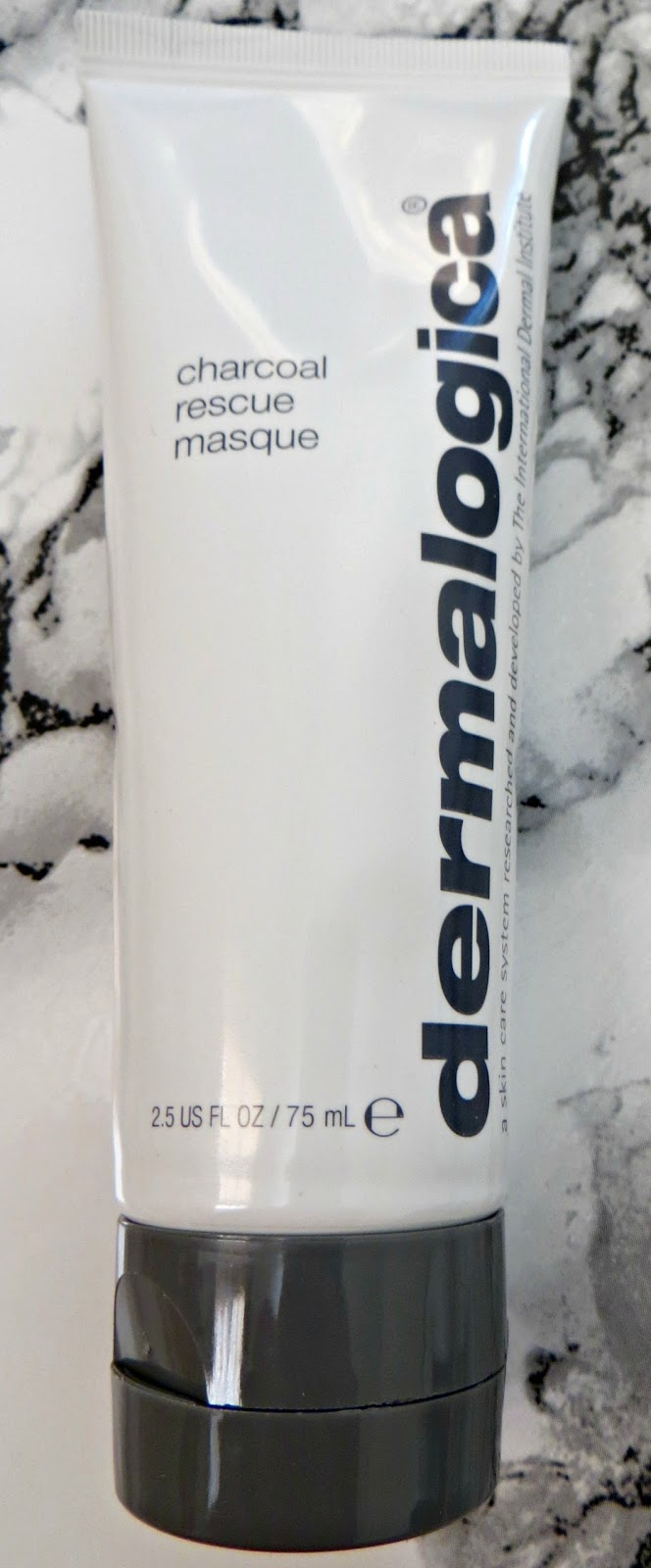 Dermalogica Charcoal Rescue Masque The best masque for brightening dull skin