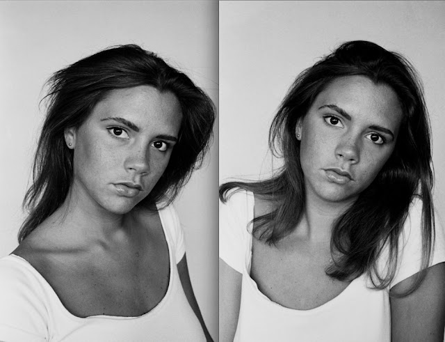 Молода Вікторія Адамс
