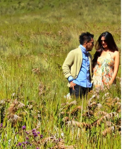 Judika: FOTO: Pre-Wedding Judika Dan Duma Riris