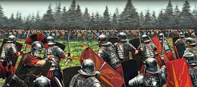 Com'era organizzata la legione romana?