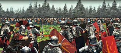 Com'era organizzata la legione romana? riassunto per la scuola scritto facile