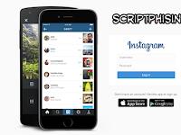 Script Phising Instagram True Login Terbaru