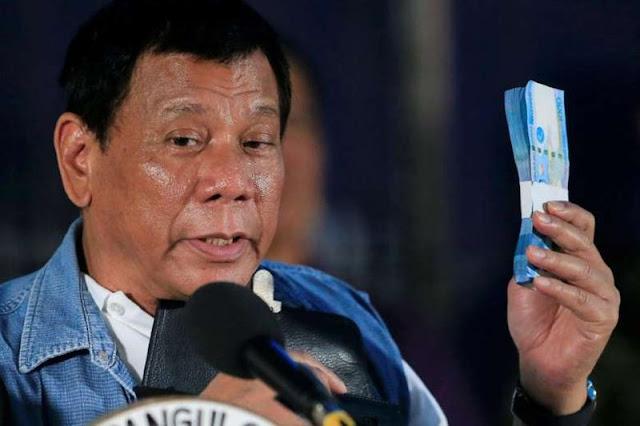 Wakil Ombudsman Filipina Dipecat Karena Beberkan Kekayaan Presiden Duterte