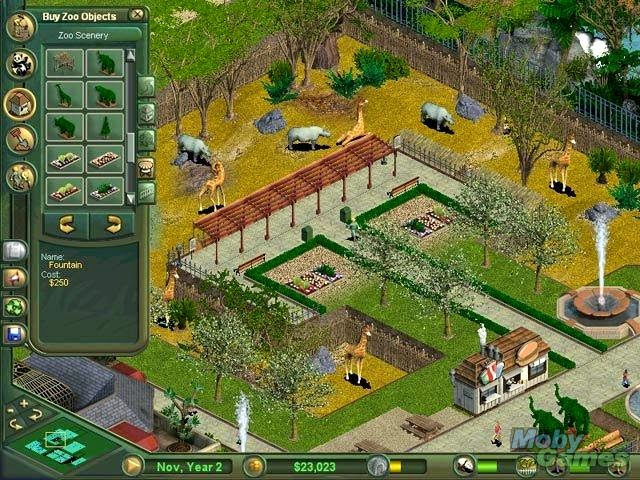 Download Zoo Tycoon Free Game Full Version For PC