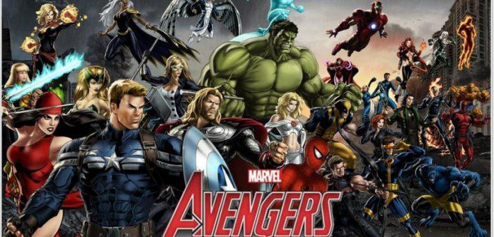 Avengers Assemble Season 1 Batch Subtitle Indonesia
