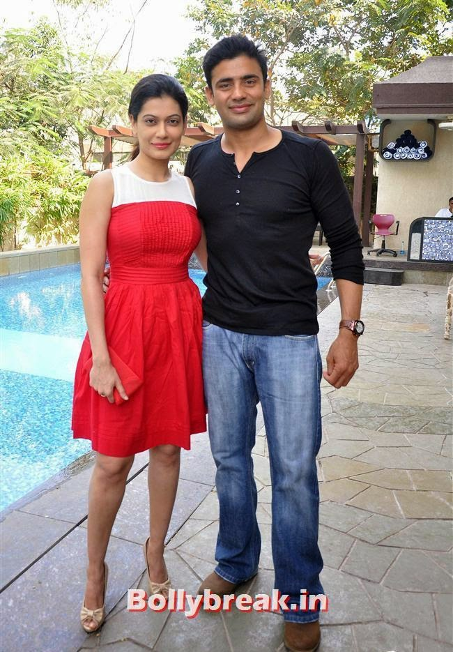 Payal Rohatgi and Sangram Singh, Bollywood Page 3 Celebs at Sheetal Nahar Brunch Party