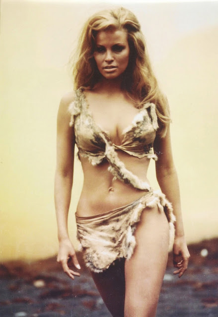 a64abe2a49 Raquel Welch in the Movie  One Million Years B.C.