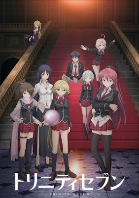 Download Trinity Seven Subtitle Indonesia Batch – Anime no Ecchi