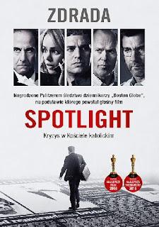 Spotlight. Zdrada - Sacha Pfeiffer, Michael Rezendes