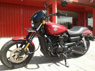 Dijual Moge Harley XG500 aka Street 500 - BANDUNG
