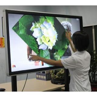 Ứng dụng màn hình tương tác