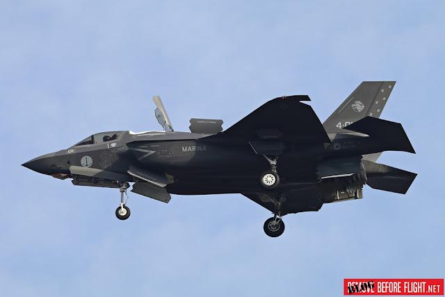 Consegna F-35B Marina Militare