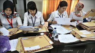 Hasil Akhir Kelulusan Seleksi CPNS Oleh Kemenkumham