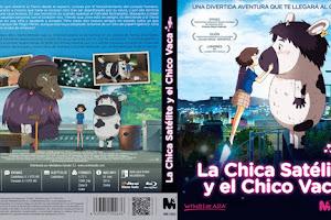 La Chica Satelite y el Chico Vaca - Película - BD - Mega
