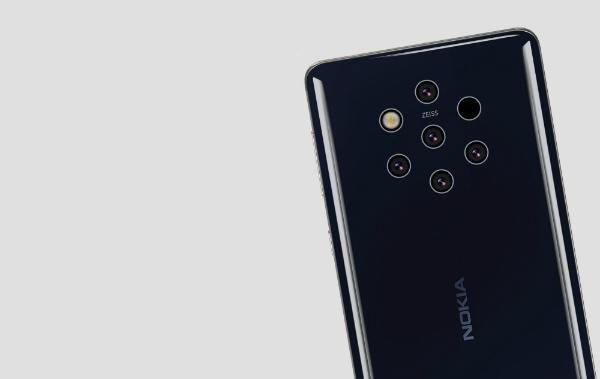 آخر المعلومات عن هاتف Nokia 9 Pureview الجديد