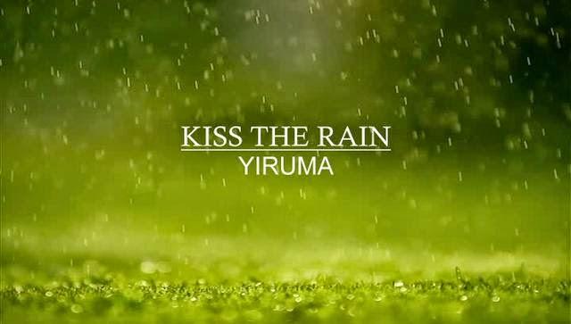 Kiss the rain