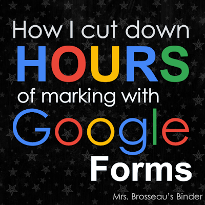 How Google Forms saved this teacher's sanity