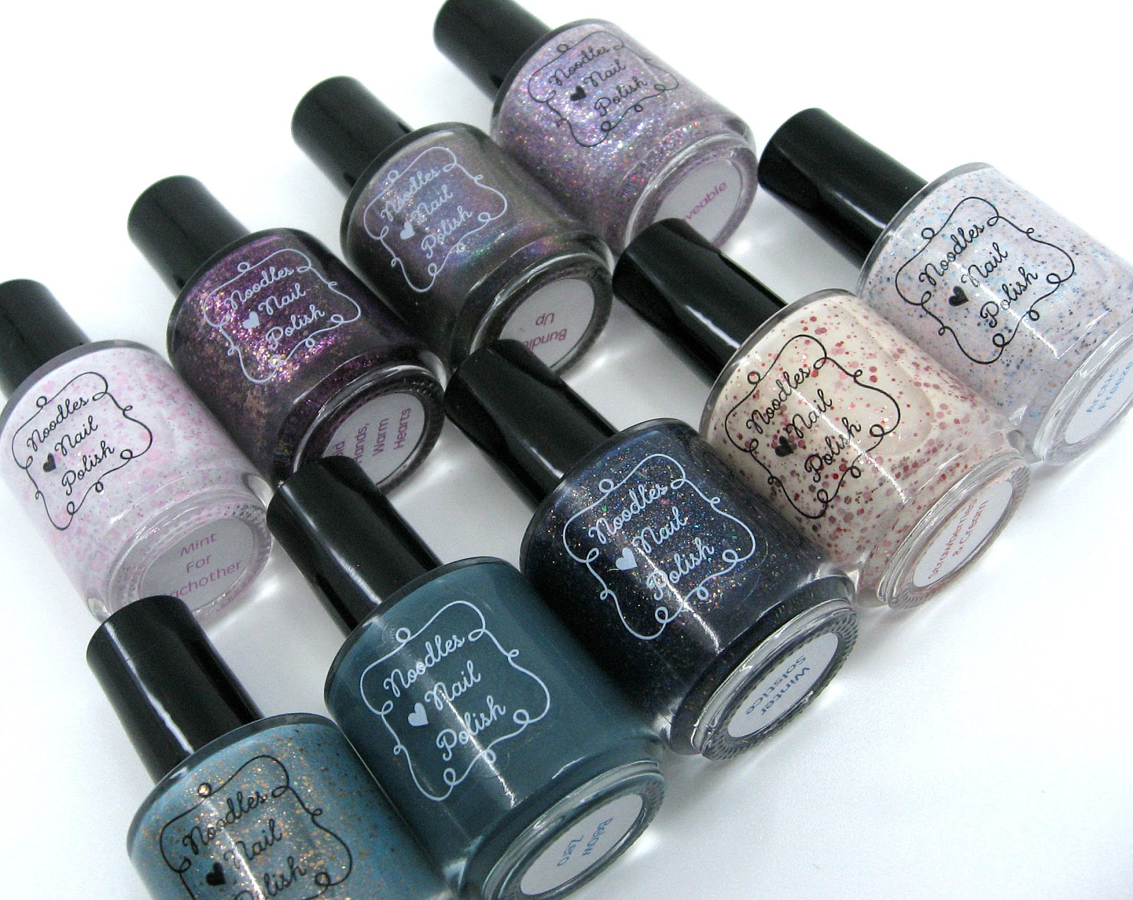 Right on the Nail: Noodles Nail Polish Winter and Valentine\'s Day ...