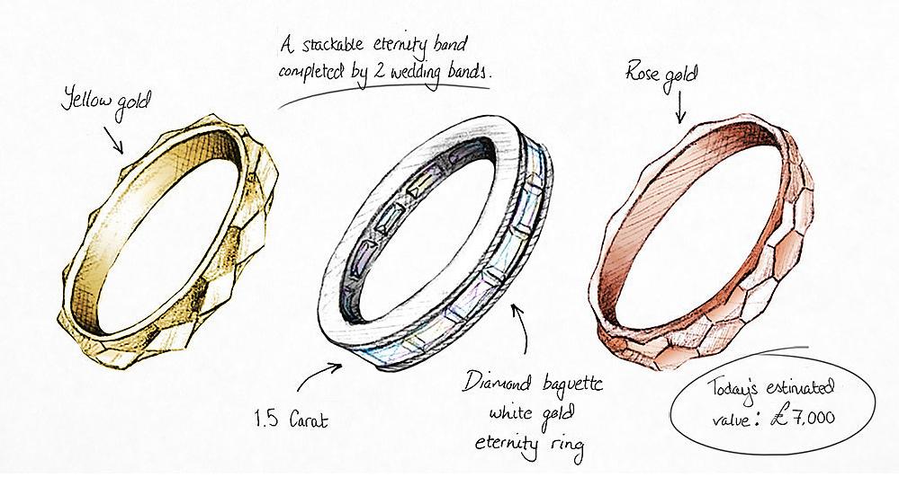 Starjuice gli anelli di fidanzamento pi famosi e for Anelli di fidanzamento famosi