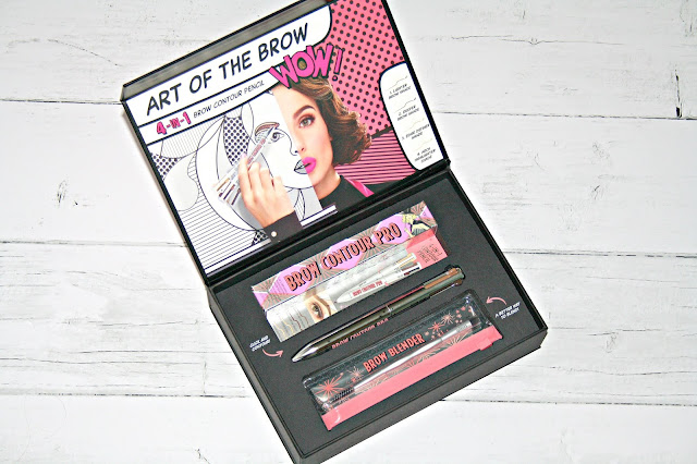 Benefit Cosmetics Brow Contour Pro Presentation Package