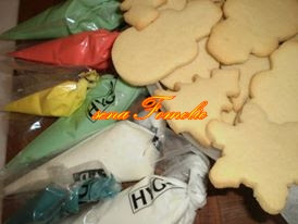 Šećerni mraz kolačići / Sugar Claus cookie