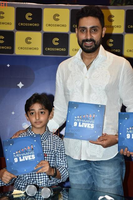 Abhishek-Bachchan-Mehan-Doshi-book-launch
