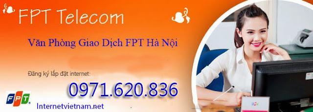 Đăng Ký Internet FPT Phường Cát Linh