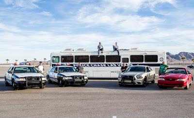 Police Chase Coming to Las Vegas Motor Speedway