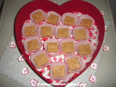 Margaret's Morsels | Peanut Butter Fudge